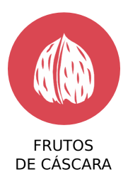 FRUTOS CON CÁSCARA
